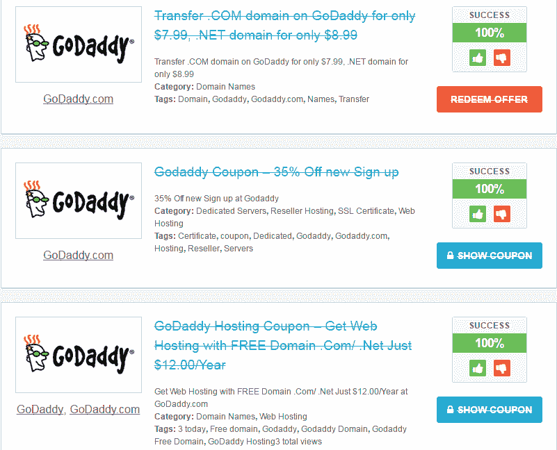 Some-Coupons-and-Deals-Godaddy-2017