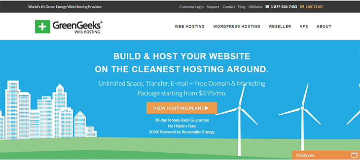 GreenGeeks Web Hosting Reviews