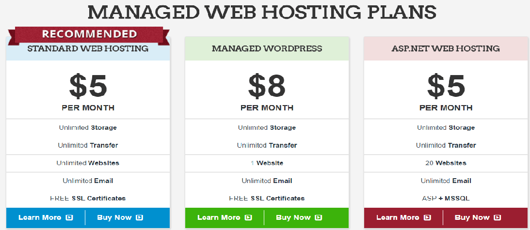 Hosting-Interserver-Plans