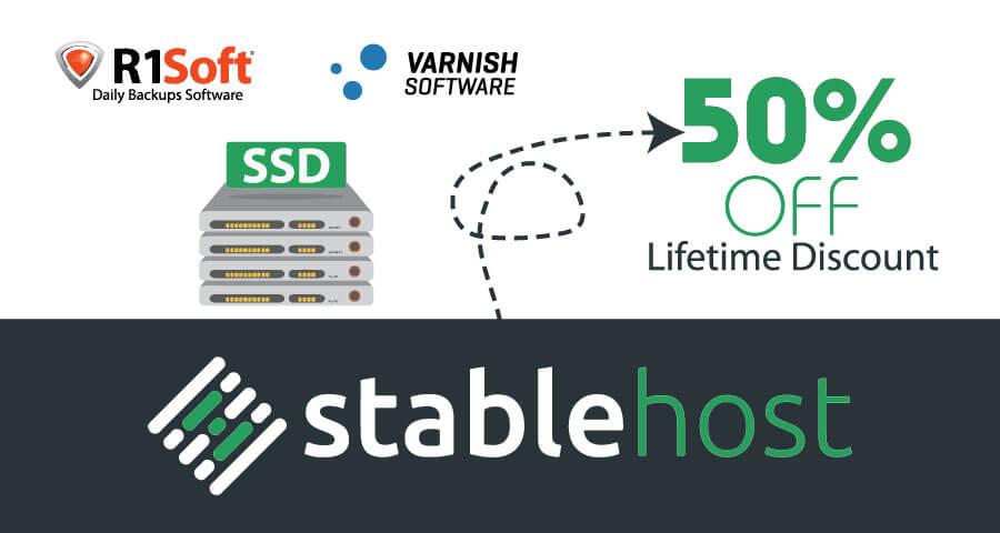 StableHost Hosting Plan
