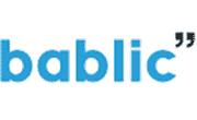 Bablic Coupon October 2019
